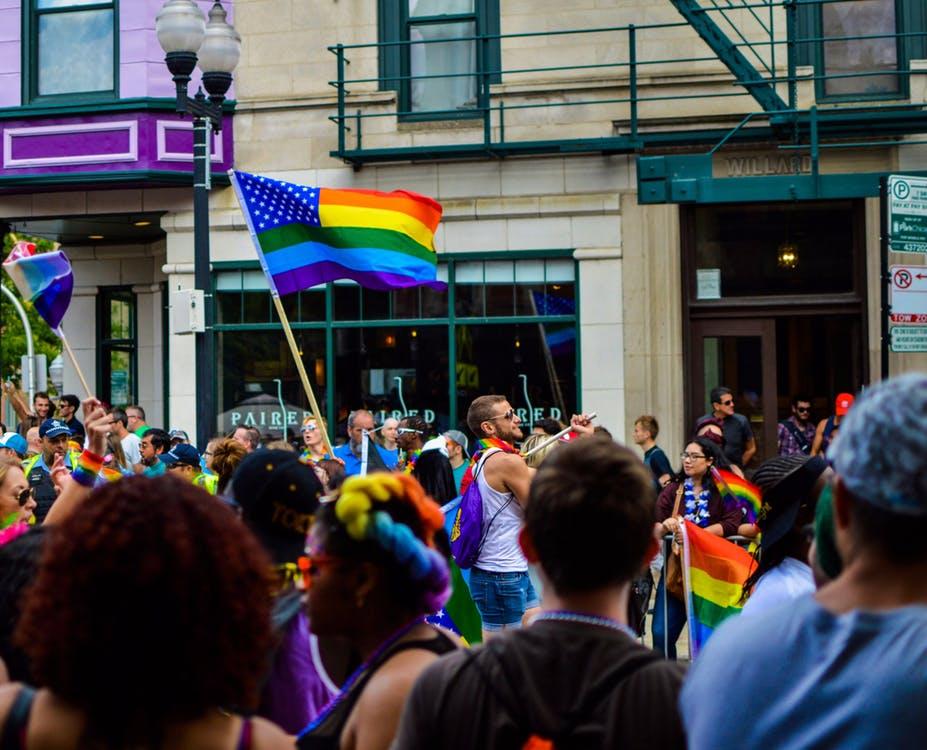 Pride-festivalen firar HBTQ-rättigheter